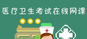 医疗卫生考试在线网课